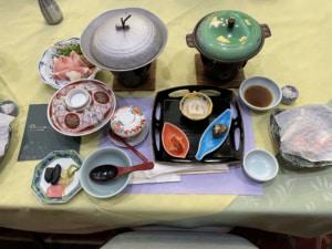 岩沼屋夕食